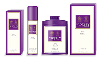 Yardley April Violets Re-issue