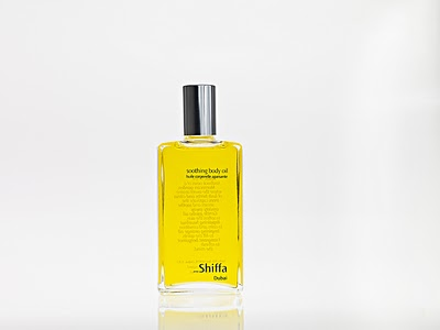 Shiffa Soothing Body Oil