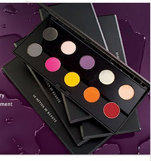 Le Metier de Beaute The Jet Set Collection, Spring 2012