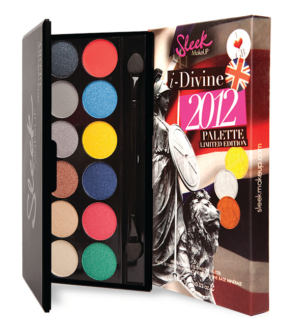 Sleek Glory i-divine Palette