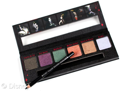 Disney Villain Makeup Collection