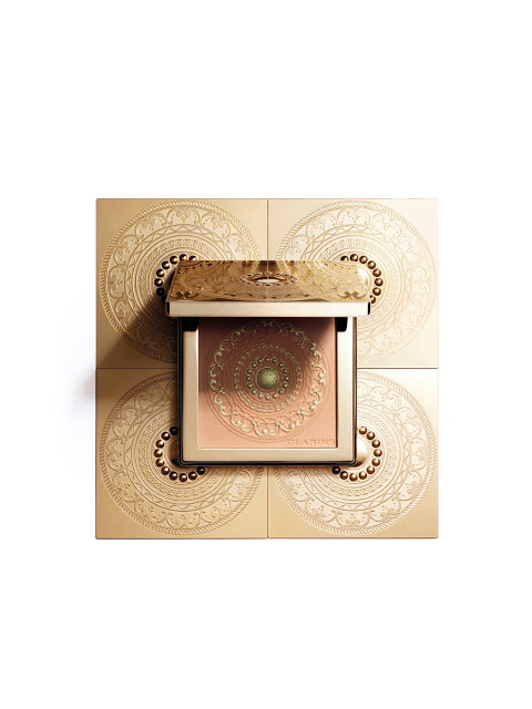 Clarins Odyssey Face Palette and Clarins Eye Quartet Mineral Palette Limited Editions