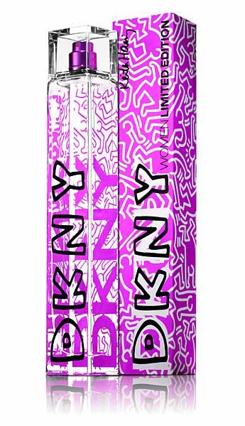 DKNY Art: Keith Haring