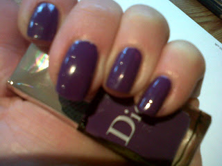 Dior Le Vernis Ultra Violet