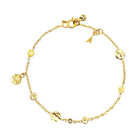 Auren Gold Bracelet