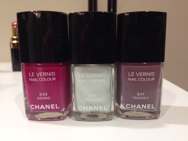 Chanel Beauty Spring 2015