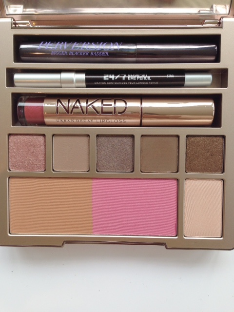 Urban Decay Naked On The Run