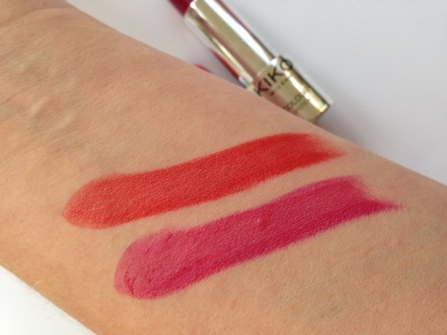 Bad Girl Swatches
