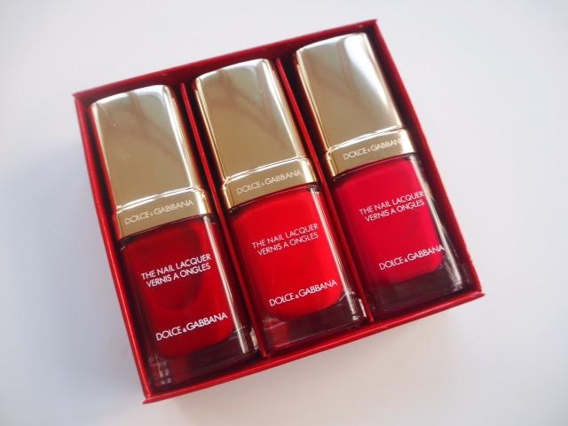 Dolce & Gabbana New Nails