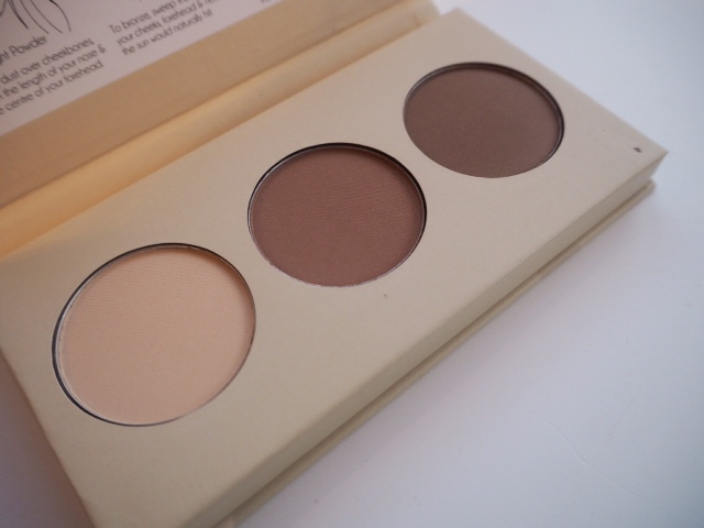 Barry M Chisel Cheeks Contouring Kit