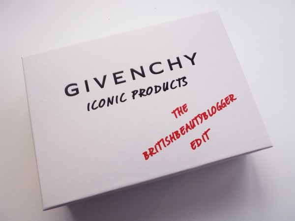 #BBBGivenchy Iconic Beauty Box