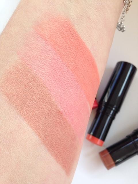 Кремовые р умяна в стике Шанель - Chanel Healthy Glow Sheer Color Stick Blush оттенки: 20, 21, 22