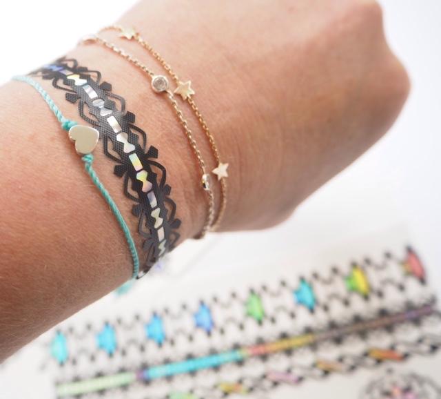 Face Lace Bracelets