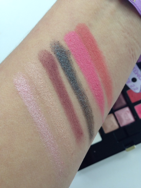 Givenchy Palette Swatch