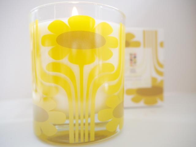 Orla Kiely Sicilian Lemon Candle