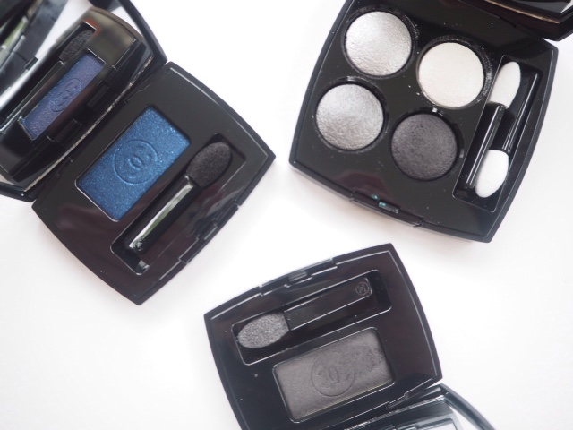 Chanel Blue Rhythm Collection