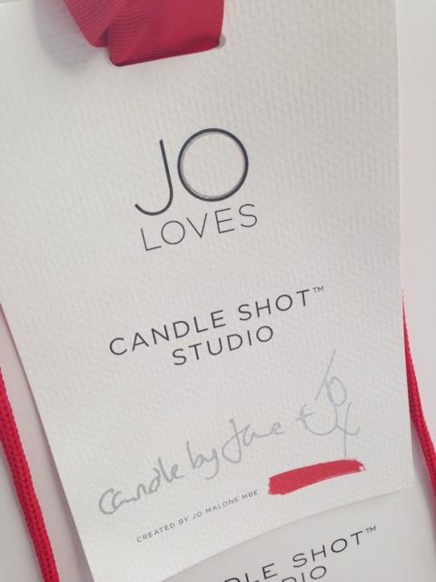 Jo Loves Candle Shot Studio
