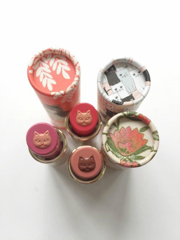Paul & Joe Cat Lipsticks