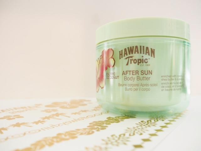 Hawaiian Tropic After Sun Body Butter