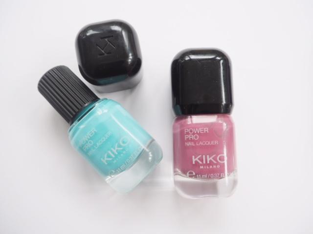 Kiko Power Pro Nail Polish