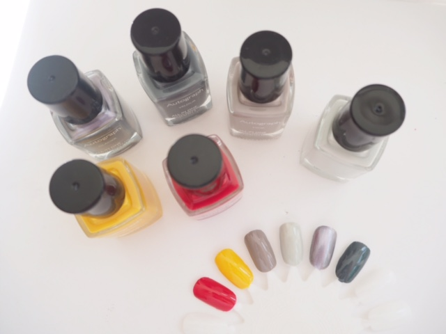 Autograph All in One Nail Colour