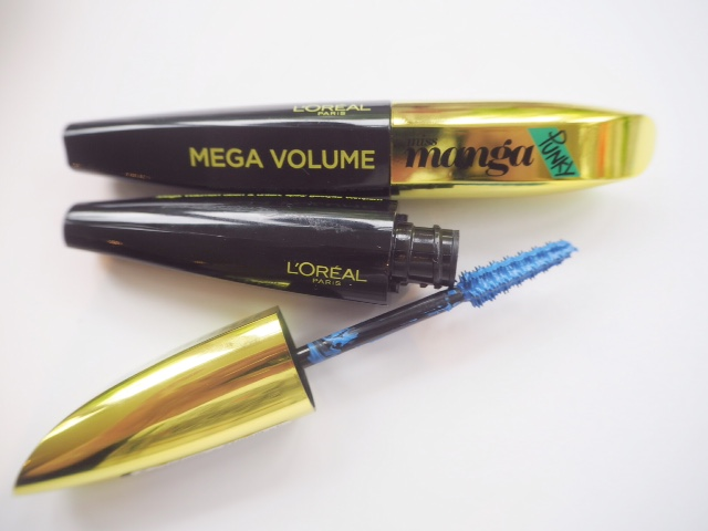 L'Oreal Paris Miss Punky Mascara