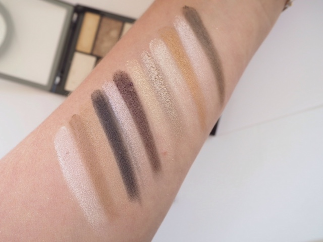 Disappear To The Beyond Swatch