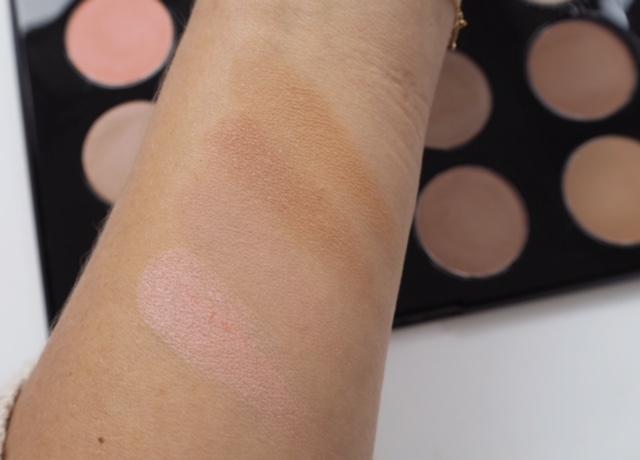 Crownbrush Blush Palette