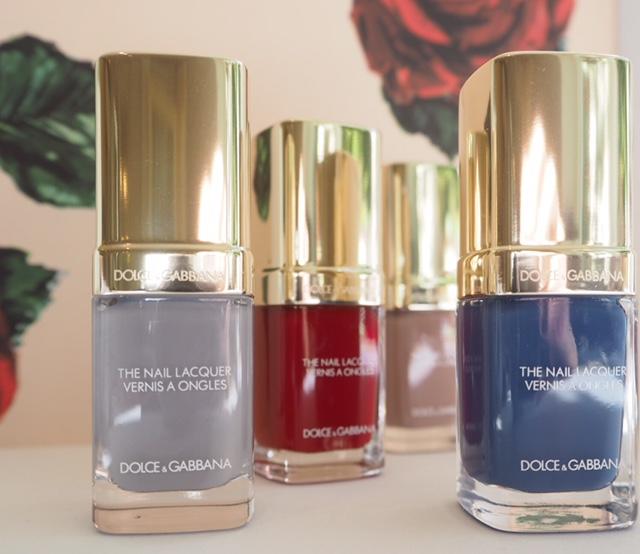 Dolce & Gabbana Nails