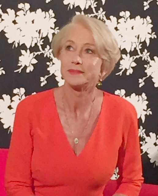 Helen Mirren L'Oreal Age Perfect