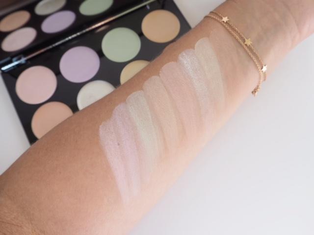 Makeup Revolution Ultra Professional Corrector Palette