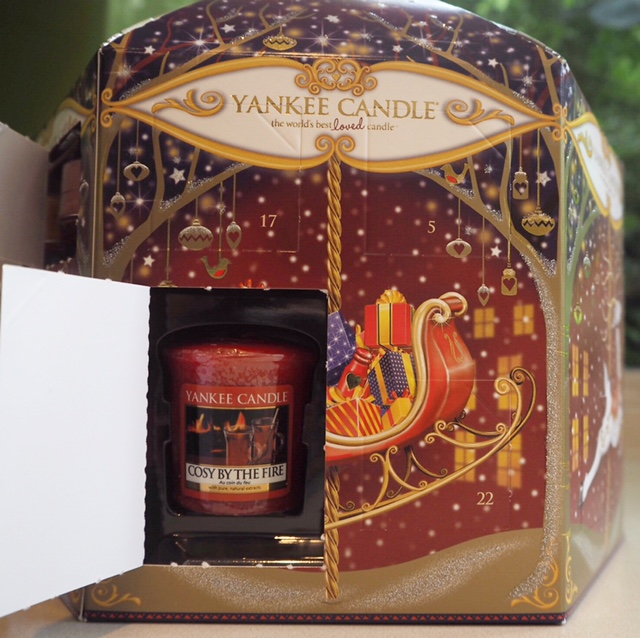 Yankee Candle Advent Calendar 2015 1