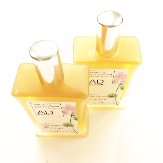 AD Skin Synergy Oil