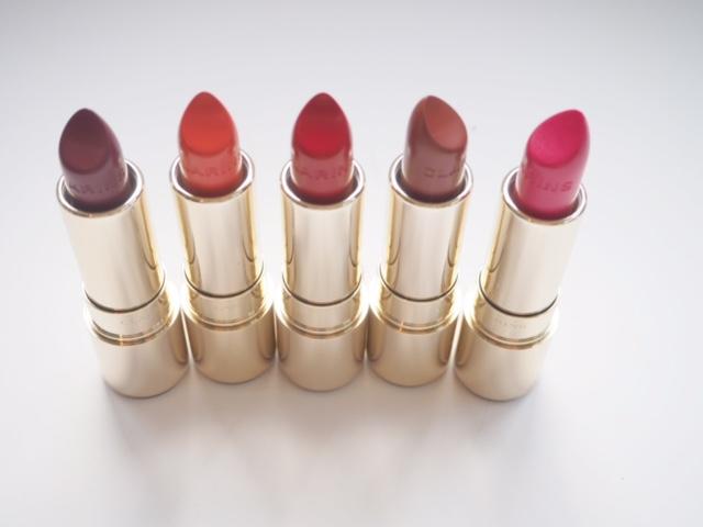Clarins Jolie Rouge Lipstick