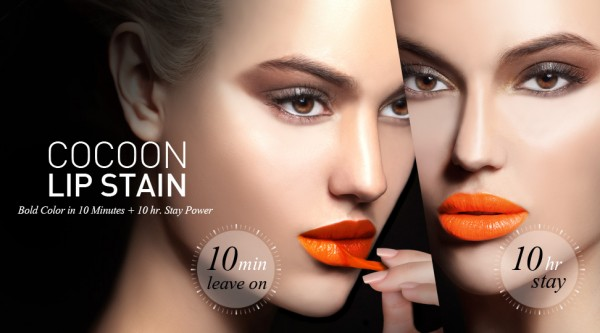 Cailyn Cocoon Lipstain