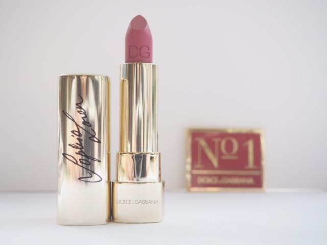 Dolce & Gabbana Sophia Loren No.1 Lipstick