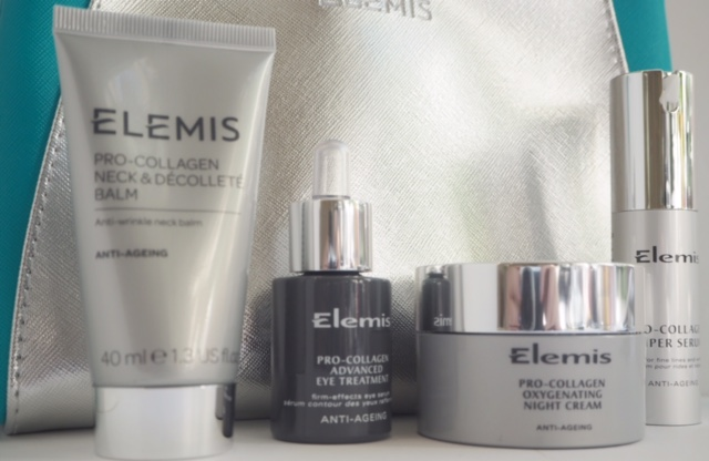 Elemis Pro-Collagen Visible Results Collection QVC TSV