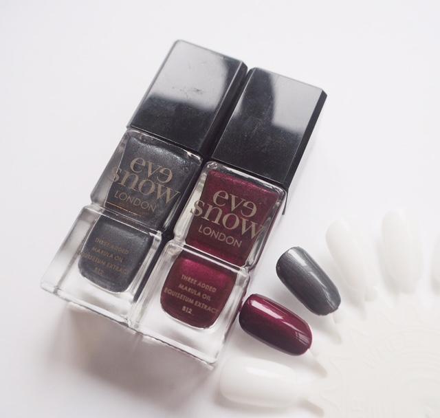 Eve Snow Nails