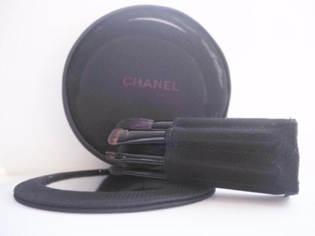 Chanel Brush Set