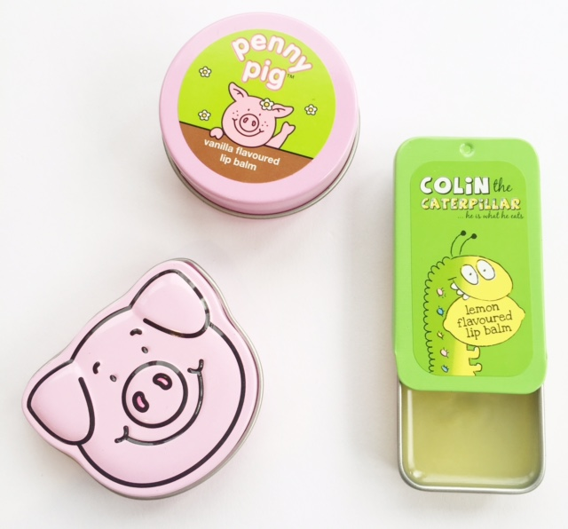 Percy Pig Lip Balm Set