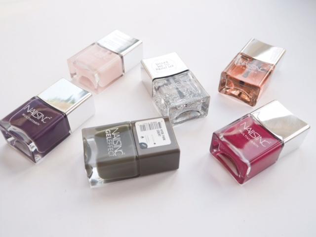 QVC Nails Inc TSV