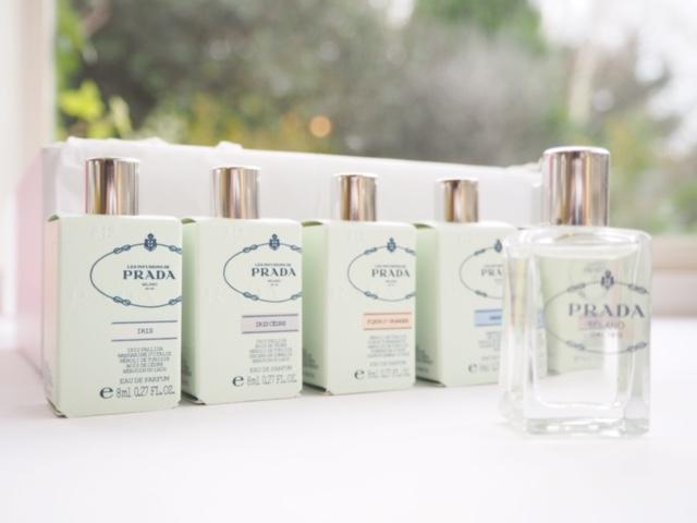 The Perfume Society Les Infusions de Prada