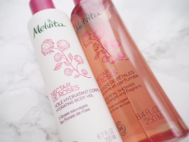Melvita Nectar de Roses Collection