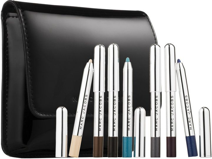 The Sky-Liner Seven-Piece Petites Highliner Gel Eye Crayon Collection