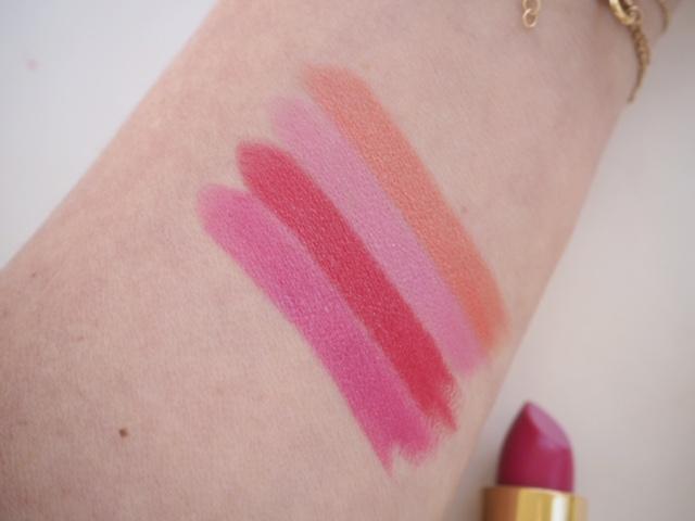 Elizabeth Arden Ceramide Lipsticks