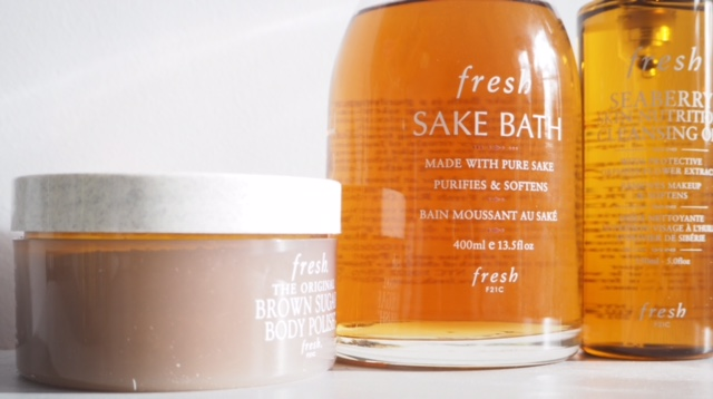 Fresh Brown Sugar Body & Sake Bath