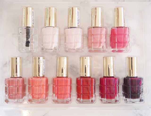 L'Oreal Paris Color Riche L'Huile Nail Varnish