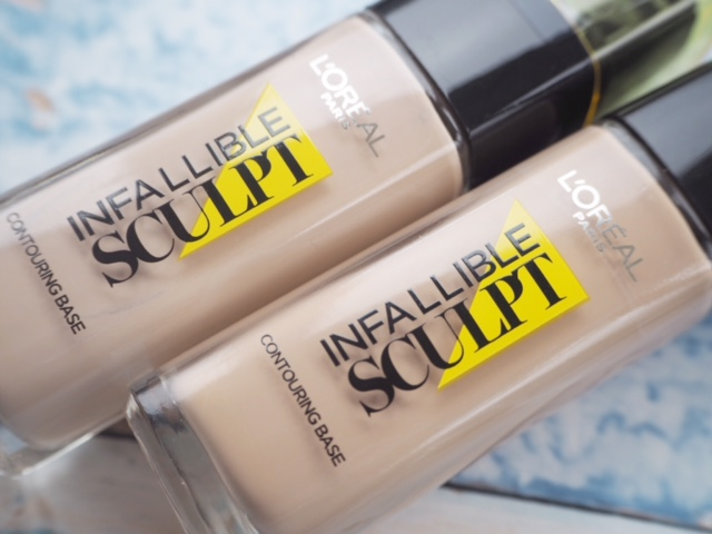L'Oreal Paris Infallible Sculpt Foundation