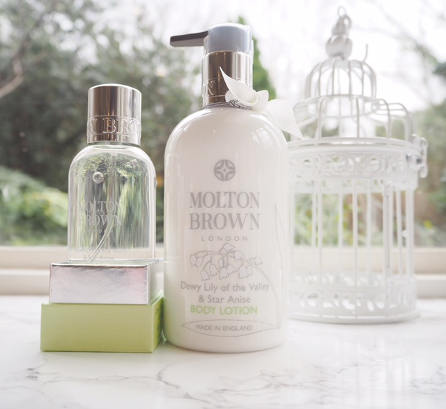 Molton Brown Dewy Lily of The Valley & Star Anise