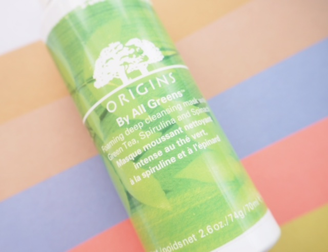 Origins By All Greens Mask